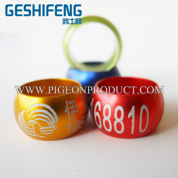Professional leg bands for budgie birds bands tags Wholesale from China
