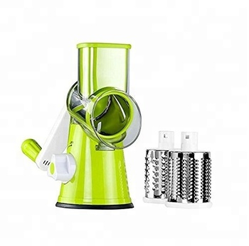 Norton Kitchen Accessories Vegetable Cutter Slicer Multifunctional Round Mandoline Slicer