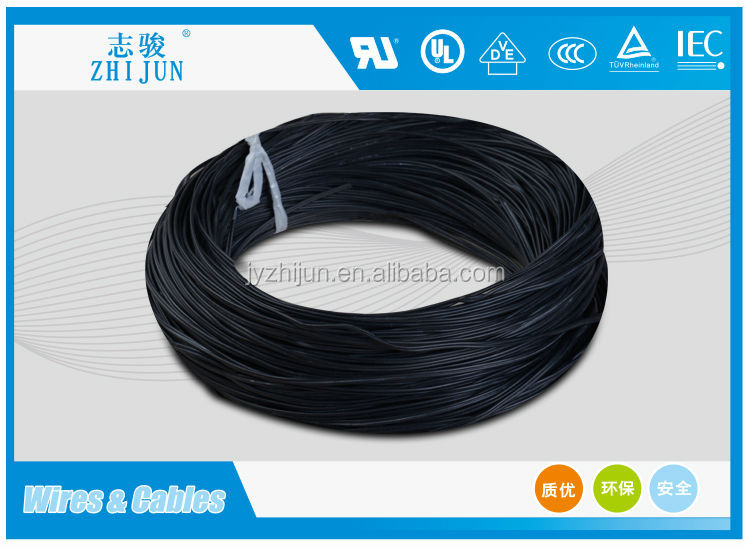 silicone rubber insulation electric cable wire sleeves