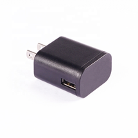 Factory direct supply IEC60950 6w micro usb power adapter
