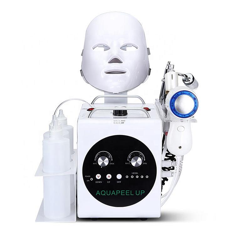 8 in 1 hydra Aqua Peel up microdermabrasion facial machine / oxygen jet peel machine фото