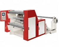 WFQ-1100/1300A Roll to roll Slitting Rewinderl machine