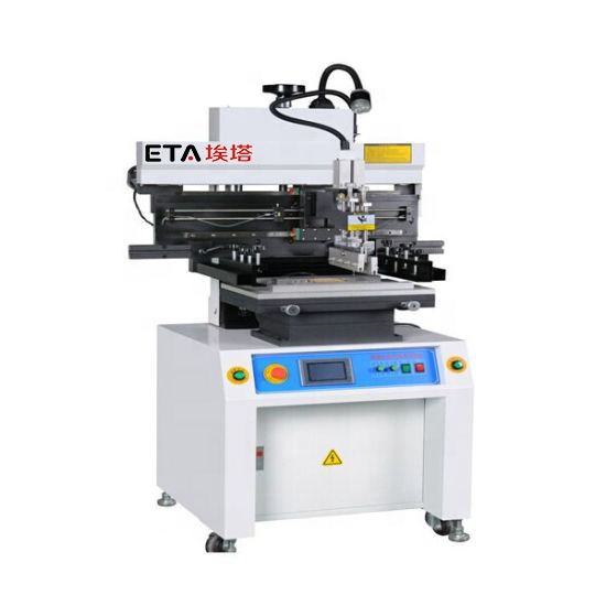 PCB Making Machine Semi-auto Manufacturer Screen Printing Machine