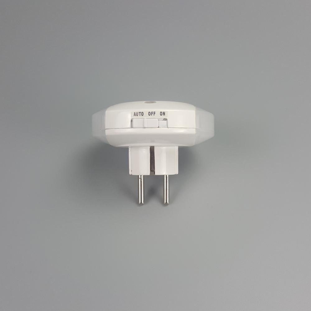 New Product Promotion CE GS ROHS PAHS Certified Plug In Socket Night Light