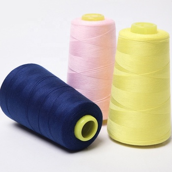 30/3 20/4 UV Resistance Outdoor Stitch 100% Polyester Water Resistant Repellent WR Waterproof Sewing Thread