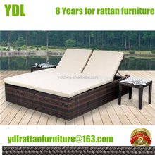 Youdeli taman rotan <span class=keywords><strong>diskon</strong></span> chaise lounge furniture