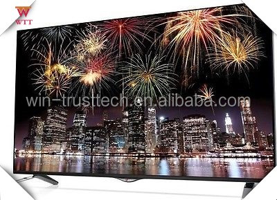 2016 China manufacturer flat screen 55 inch Full HD television LED TV