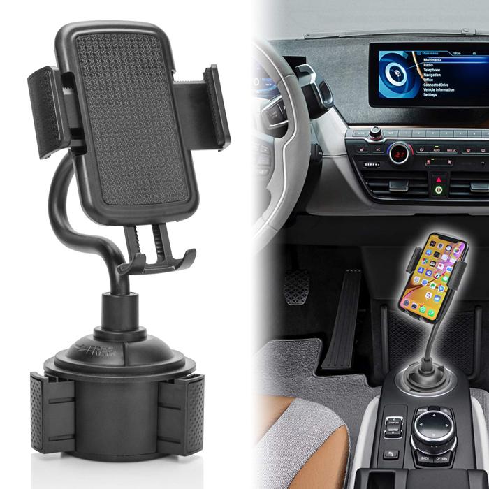 Cup holder phone holder for car simplehuman 45 liter rectangular trash can