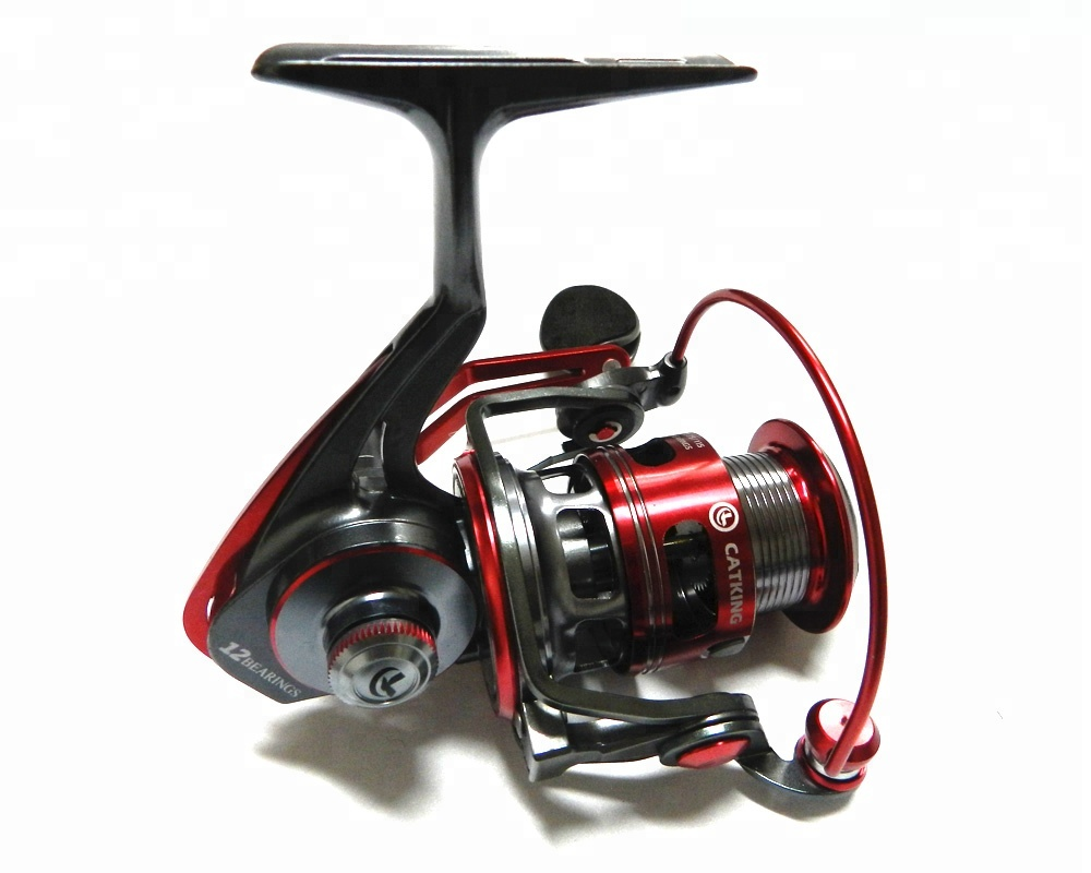 Catching full metal fishing reel waterproof spinning ACE20A saltwater fishing tackle, 4 colors