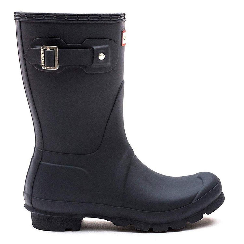 Hunter Women's Boots Original Short Snow Rain Boots Water Boots Unisex