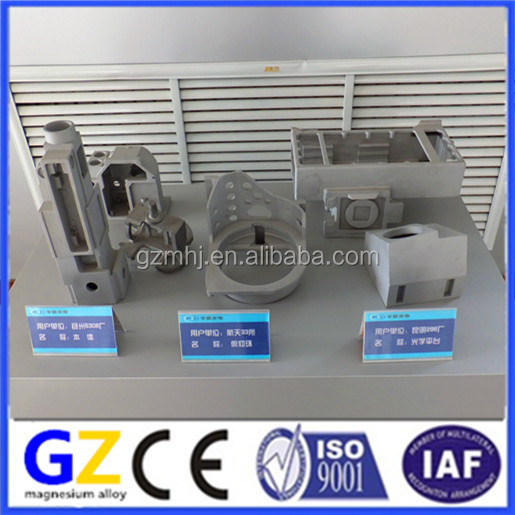 customized precision casting products magnesiumalloy die casting