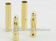 size 2mm 3mm 4mm 5.5mm 6mm 8mm banana plug banana socket gold connector