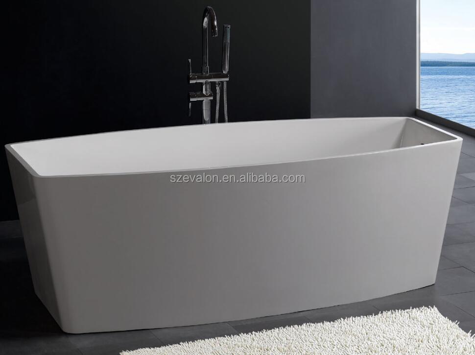 Bathtub Best Types Of Bath Bathroom Tubs,Modern Freestanding Baths ...