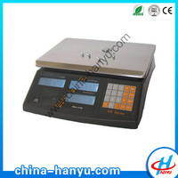 HYW101C 30kg electronic digital weighing counting scale with RS232