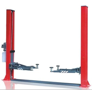 Used 2 post 4.2 ton Mini car lift for sale