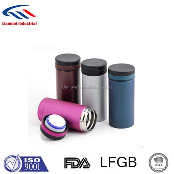 Ptomotional Gift Fda Lfgb 0 25l Thermos Vacuum Flask Small Coffee Travel