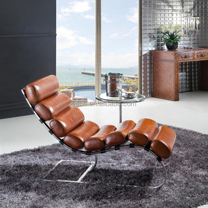 Leather Chaise Lounge,Bilbao chair