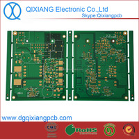 UL approved OSP 1.6mm 4-layer Video equipment pcb copy factory