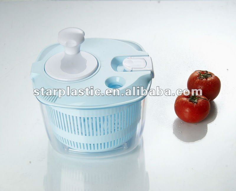 BPA free Hot sale multi-function plastic kitchen salad spin drier,mini food processor