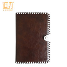 Cheap price OEM size / logo pu leather flip tablet pc protective case cover for ipad mini