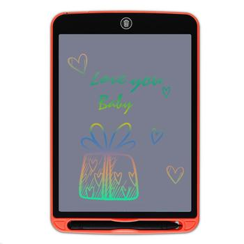 10 colorful lcd electronic writing table e writer pad kids drawing board