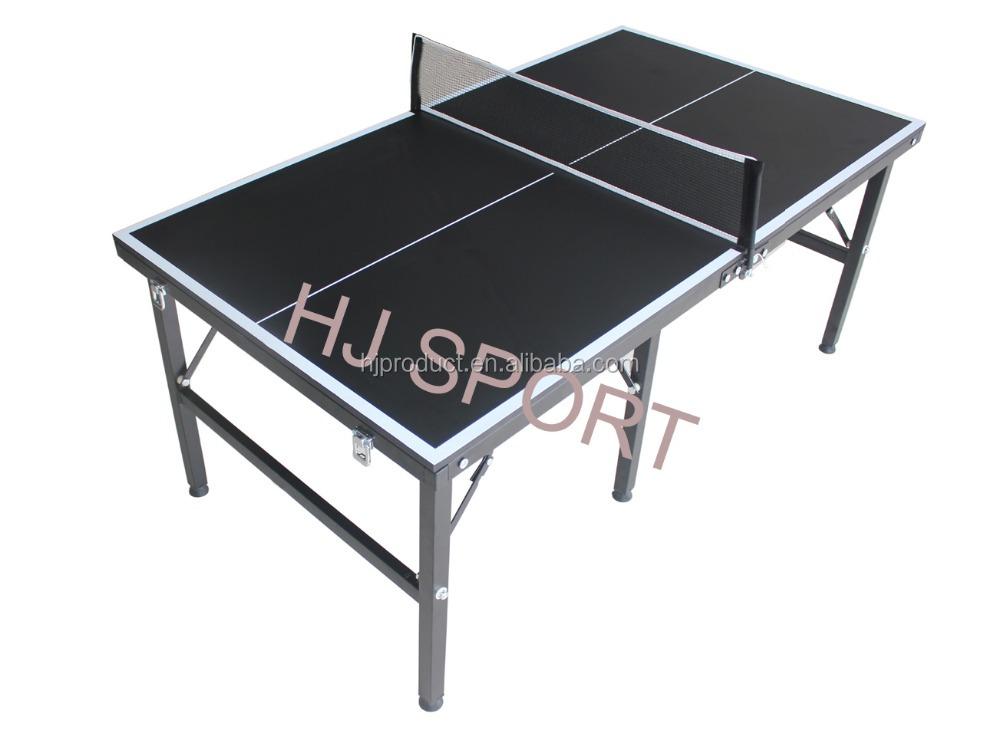 mini tafel de ping pong top familie spel indoor. Black Bedroom Furniture Sets. Home Design Ideas