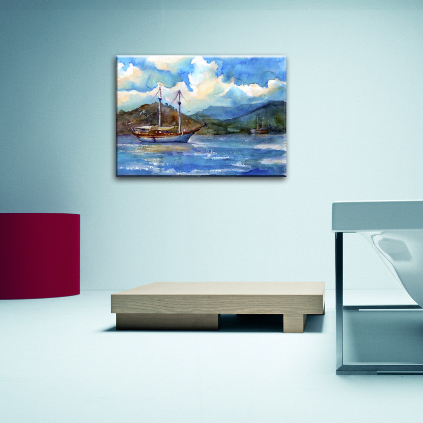 Personalizzabile Cinese Moderna Bella Casa pittura di ...