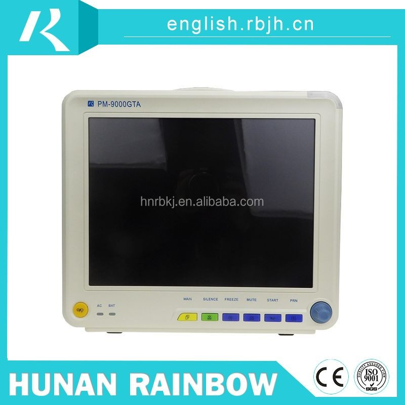 New product economic price capnography patient monitor