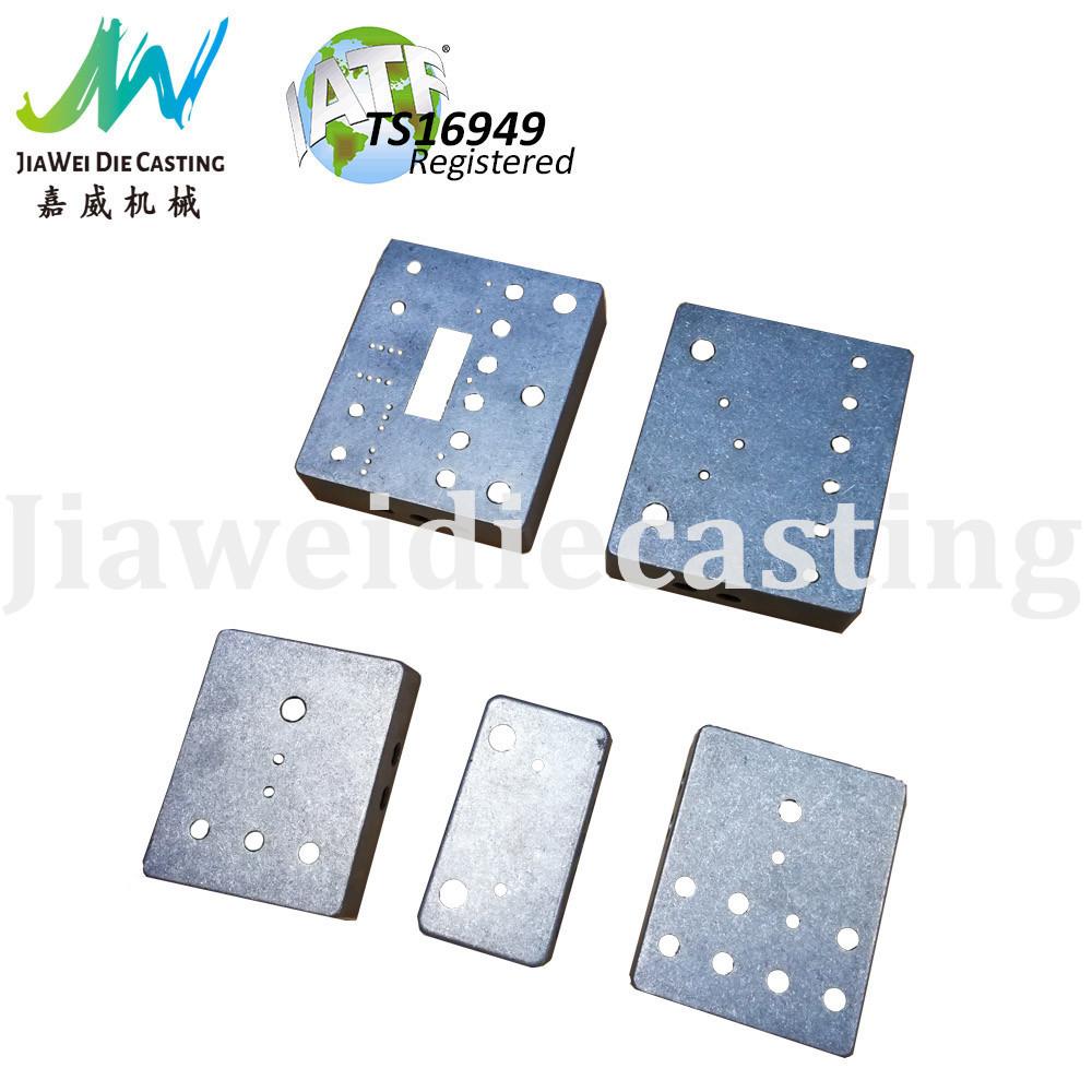 """125B estilo dimensión 4,8 """"* 2,6"""" * 1,55 """"de fundición de aluminio de cajas"""