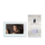 Video Door Intercom System For Home Phone Apartments Doorbell Bell Push Button Manufacturer Waterproof Wired With Camera