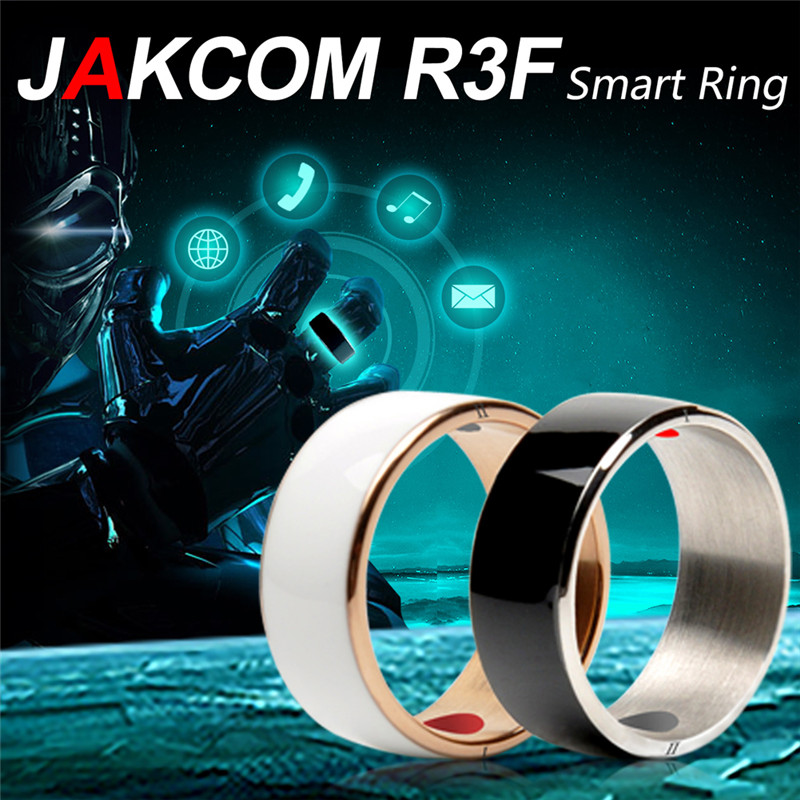 Wholesale Price Jakcom R3F Smart Ring Waterproof for High Speed NFC Electronics Phone with aAndroid Small Magic Ring фото
