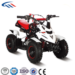 cheap model 4 wheelers 50cc atv road legal quad bikes for sale atv 049B-Y with CE