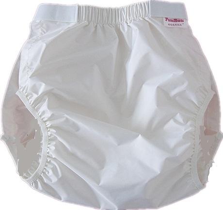 Free Shipping FUUBUU2230 WHITE Waterproof pants/Adult