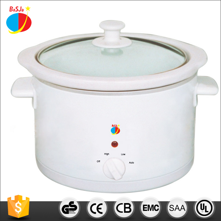 3.5L electric round slow cooker