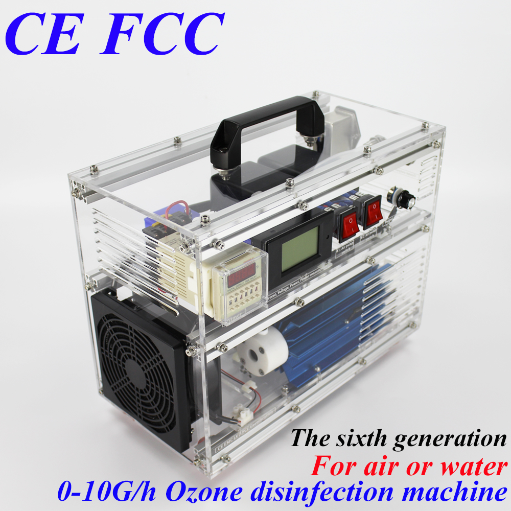 CE EMC LVD FCC Factory outlet BO-1030QY 0-10g/h 10gram ozone generator Adjustable ozone air water machine