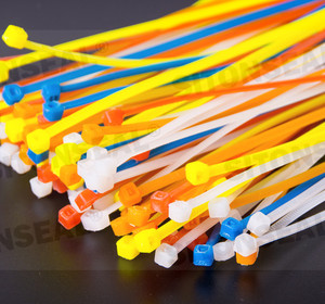 All Sizes Pull Tight Nylon Cable Tie