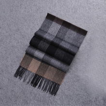 Wholesale custom winter adult fashionable knit cashmere scarf