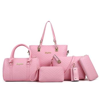 China Supplier Good Price Factory Made Tote Bag Women Handbags Office Lady Designer Handbag Whole