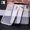 cell phone cover wholesale back clear cover soft TPU mobile phone case for iphone8