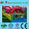 inflatable bouncer with obstacle ,commercial giant inflatable games
