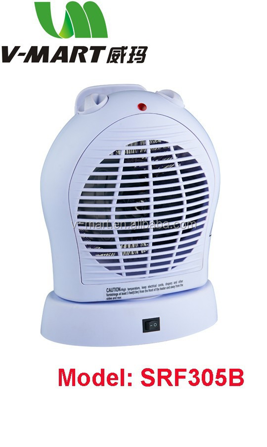 V-Mart Electric Fan Heater with cartoon design