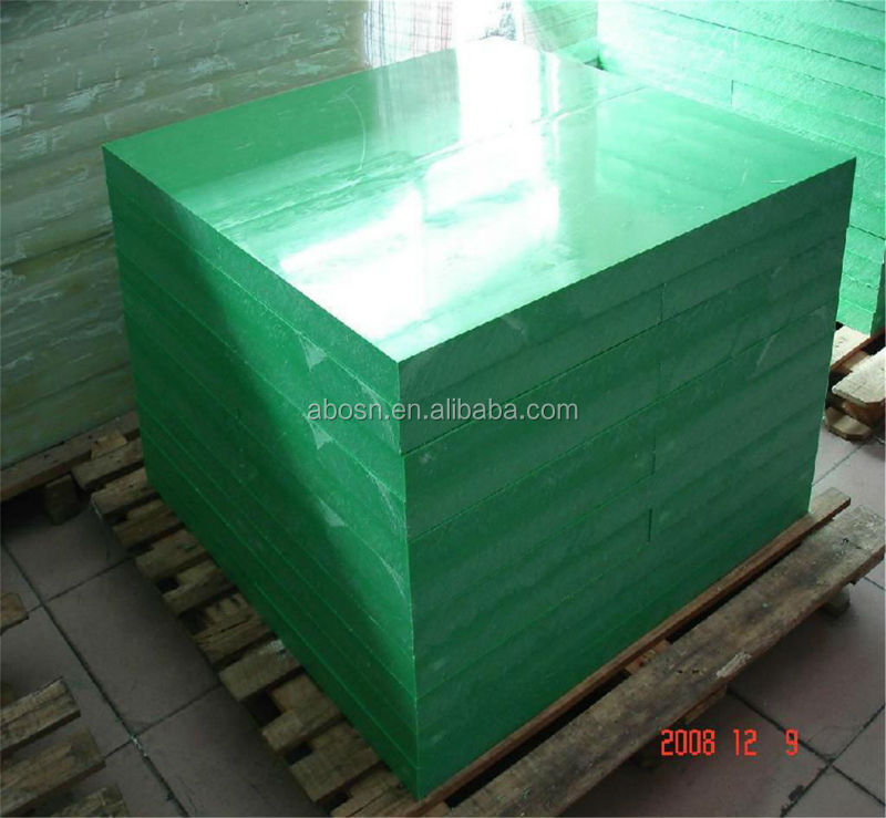 UV resistant of PP plastic solid extruded sheet/board/panel/plate