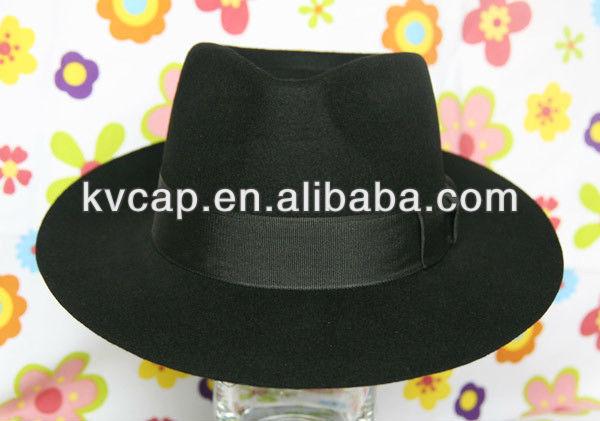 michael jackson billie jean fedora chapéu de feltro de mj tampão dos miúdos  traje clássico db4a0ea9079