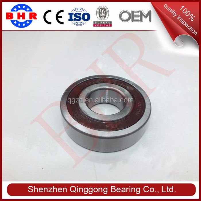 Waterproof 6204 deep groove ball bearing for ceiling fan ball bearing sizes ball bearing price celling fan bearing