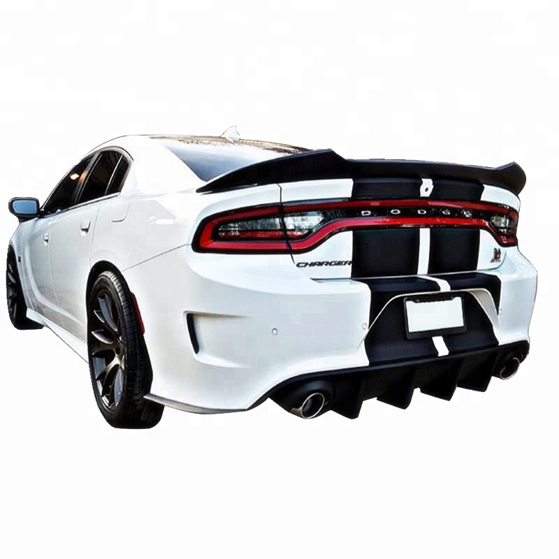 CZJ PARA DODGE CHARGER 2017 + traseira DO CARRO SPOILER wrc