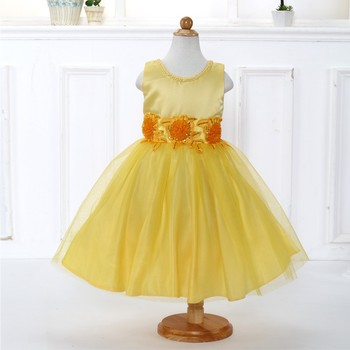Little Girls Prom Dresses Party Frocks For Kids Girl Dress For ...