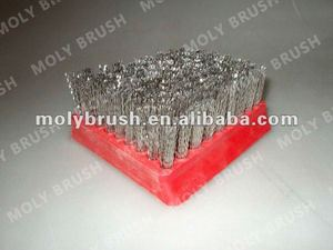 Frankfurt steel rope scrub brush