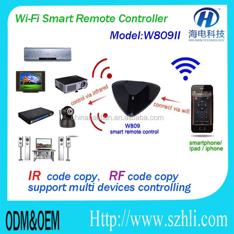 smart home automation module controller by IOS/android system equipment