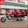Guangzhou 200CC 175cc motorcycle truck 3-wheel tricycle 200cc loncin motorcycle for cargo