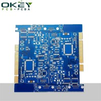 Hot sale 94v0 xbox 360 controller pcb boards with rohs cnc pcb manufacturer shenzhen